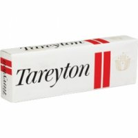 Tareyton Soft Pack cigarettes 10 cartons