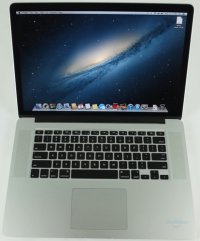 "15"" Retina Apple MacBook Pro-16GB-768GB SSD-2.6 GHz Quad Core i7"