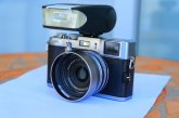 Fujifilm FinePix X100 12.3 MP Digital Camera