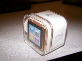 Apple iPod nano 6th Generation Orange 16 GB MC697LL/A