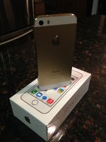 Apple iPhone 5S 64GB Unlocked Smartphone