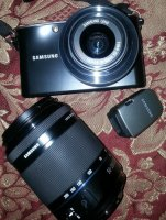 Samsung NX100 14.6 MP Digital Camera