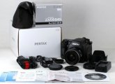 Pentax 645D 40.0 MP Digital SLR Camera