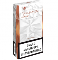parliament carat white cigarettes 10 cartons