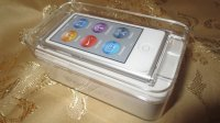 Apple iPod nano Silver 7th Generation Latest (16 GB)