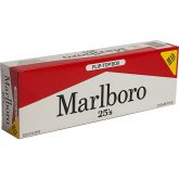 Marlboro Red 25S cigarettes 10 cartons