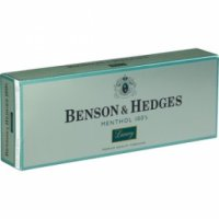 Benson & Hedges Luxury Menthol Cigarettes 10 cartons