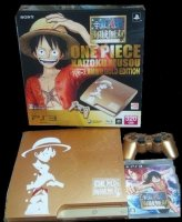 PlayStation 3 PS3 Console System 320GB One Piece Kaizoku Musou
