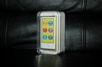 Apple iPod nano 7th Generation Yellow 16 GB 16GB MD476LL/A