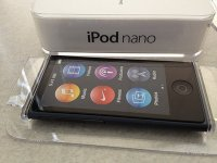 Apple iPod nano 7th Generation Slate (16 GB) MD481LL/A