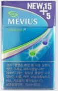 Mevius Option2 cigarettes 10 cartons
