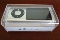 Apple iPod nano 5th Generation Silver 16 GB NEW MP3