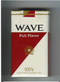 Wave Full Flavor 100s cigarettes 10 cartons