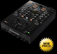 Pioneer DJM-T1 2 Channel DJ Mixer for TRACKTOR with USB
