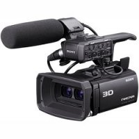 Sony HXR-NX3D1U NXCAM 3D Compact Camcorder
