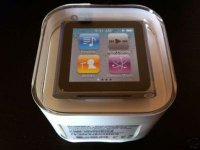 Apple iPod Nano 6th Generation Graphite 16 GB MC694LL/A