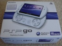 SONY PSP GO 16GB SYSTEM 3.8in SCREEN
