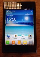 "LG P895 Optimus Vu QUAD CORE 5"" LCD 8MP 32GB unlocked smartphone"
