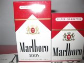 Marlboro Red 100s Cigarettes (80 Cartons)