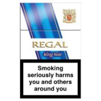 regal king size cigarettes 10 cartons