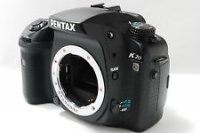 PENTAX K20D 14.6MP DIGITAL SLR CAMERA