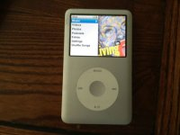 Apple iPod classic 6th Generation Silver (160 GB)
