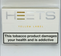 IQOS HEETS Yellow Label 10 cartons