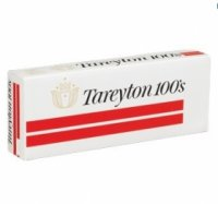 Tareyton 100's Soft Pack cigarettes 10 cartons