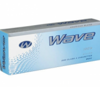 wave Silver 100's cigarettes 10 cartons