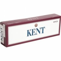 Kent Kings cigarettes 10 cartons