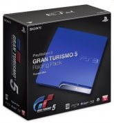 PS3 Gran Turismo 5 Racing Pack 160GB