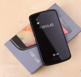 LG Nexus 4 E960 Quad-Core 8MP HSDPA GPS 16GB Black Phone