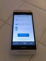 HTC One Mini Smartphone Silver Unlocked