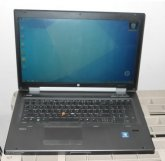 HP EliteBook 8770w Notebook Core i7 8GB 500GB 180GB SSD 17.3""