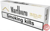 Marlboro GOLD ORIGINAL 100S cigarettes 10 cartons