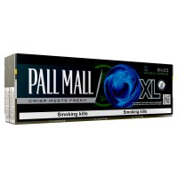 Pall Mall Xl King Size Double Capsule cigarettes 10 cartons