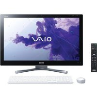 Sony SVL24114FXW Vaio All-in-One Desktop Computer