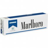 Marlboro Menthol Blue Pack box cigarettes 10 cartons