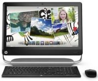 "23"" HP TouchSmart 520-1020 All in One Desktop PC"