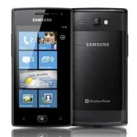 Samsung OMNIA W I8350 AMOLED 5MP 8GB Internal Windows 7.5 Phone