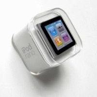 Apple iPod nano 6th Generation Silver 16 GB MC526LL/A