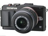 Olympus Pen Lite E-PL6 Body Black + M.ZUIKO DIGITAL 14-42mm F3.5