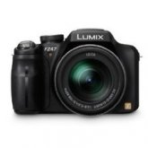 Panasonic Lumix DMC-FZ47K 12.1 MP Digital Camera with 24xOptical