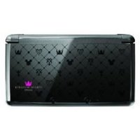 Nintendo 3DS KINGDOM HEARTS EDITION Console system with ARcard