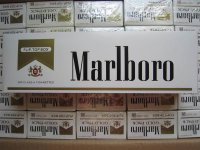 Marlboro Gold Short Filter Cigarettes 30 Cartons