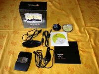 TomTom GO 720 Complete and Portable Car Navigation System
