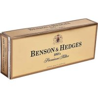 Benson & Hedges 100's Soft Pack cigarettes 10 cartons