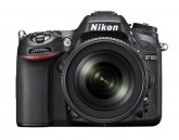 Nikon D7100 Digital SLR Camera w 4 Lens Complete DSLR Kit 24GB