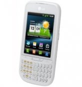 LG Optimus Pro C660 800MHz QWERTY HSDPA WI-FI Android Phone
