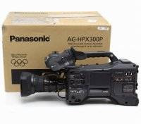 Panasonic AG-HPX300PJ HD Studio Camera